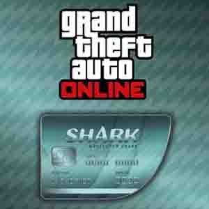 GTAO Megalodon Shark Cash Card