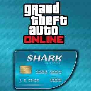 Acheter GTAO Tiger Shark Cash Card Gamecard Code Comparateur Prix