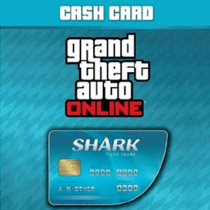 Acheter GTAO The Whale Shark Cash Card Xbox One Code Comparateur Prix