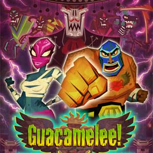 Acheter Guacamelee Super Turbo Wii U Download Code Comparateur Prix