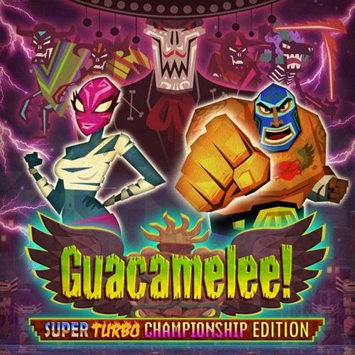 Acheter Guacamelee! Super Turbo Championship Edition Clé Cd Comparateur Prix