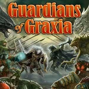 Acheter Guardians of Graxia Clé Cd Comparateur Prix