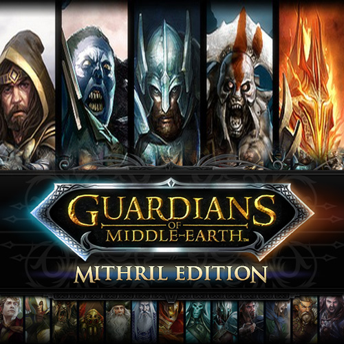 Acheter Guardians of Middle-earth Mithril Edition Clé Cd Comparateur Prix