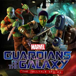 Telecharger Guardians of the Galaxy The Telltale Series PS4 code Comparateur Prix