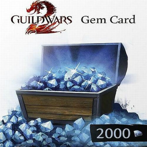Acheter Guild Wars 2 GEMS 1200 Gamecard Code Comparateur Prix