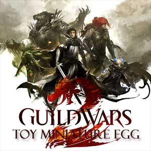 Guild Wars 2 Toy Miniature Egg