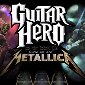 Acheter Guitar Hero Metallica Xbox 360 Code Comparateur Prix