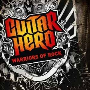 Telecharger Guitar Hero Warriors of Rock PS3 code Comparateur Prix