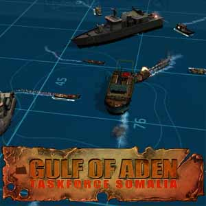 Acheter Gulf of Aden Task Force Somalia Clé Cd Comparateur Prix