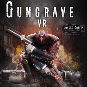 Acheter Gungrave VR loaded Coffin Edition Clé CD Comparateur Prix