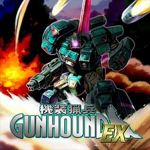 Acheter Gunhound EX Clé Cd Comparateur Prix