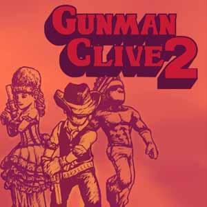 Acheter Gunman Clive 2 Clé Cd Comparateur Prix