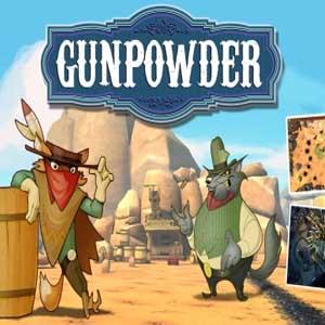 Acheter Gunpowder Clé Cd Comparateur Prix