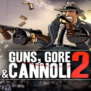 Acheter Guns, Gore and Cannoli 2 Clé CD Comparateur Prix