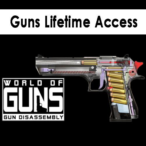 Acheter Guns Lifetime Access Clé Cd Comparateur Prix