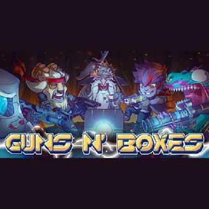 Acheter Guns N Boxes Clé Cd Comparateur Prix