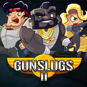 Acheter Gunslugs 2 Clé Cd Comparateur Prix