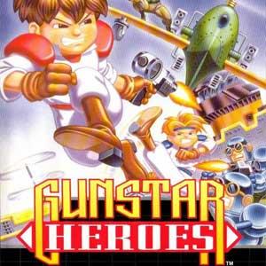 Acheter Gunstar Heroes Clé Cd Comparateur Prix