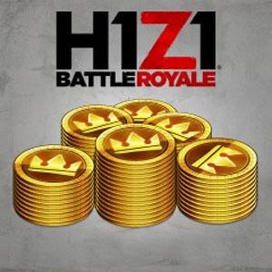 Acheter H1Z1 Battle Royale Crowns PS4 Comparateur Prix