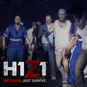 H1Z1 Just Survive Atlas Cosmetic Skin Pack