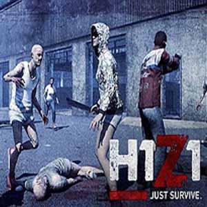 Acheter H1Z1 Just Survive Clé Cd Comparateur Prix