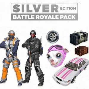 H1Z1 Silver Battle Royale Pack