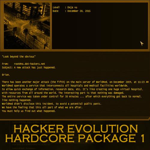 Acheter Hacker Evolution Hardcore Package 1 Clé Cd Comparateur Prix
