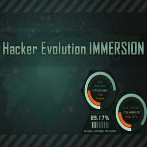 Acheter Hacker Evolution IMMERSION Clé Cd Comparateur Prix