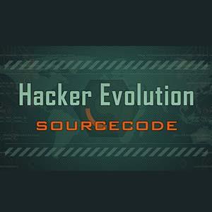 Acheter Hacker Evolution Source Code Clé Cd Comparateur Prix