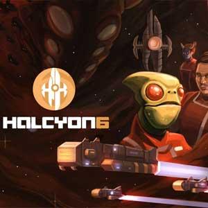 Acheter Halcyon 6 Starbase Commander Clé Cd Comparateur Prix
