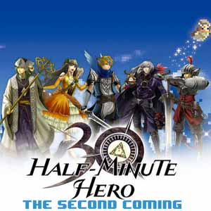 Acheter Half Minute Hero The Second Coming Clé Cd Comparateur Prix