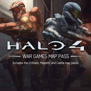Acheter Halo 4 War Games Map Pass Xbox 360 Code Comparateur Prix