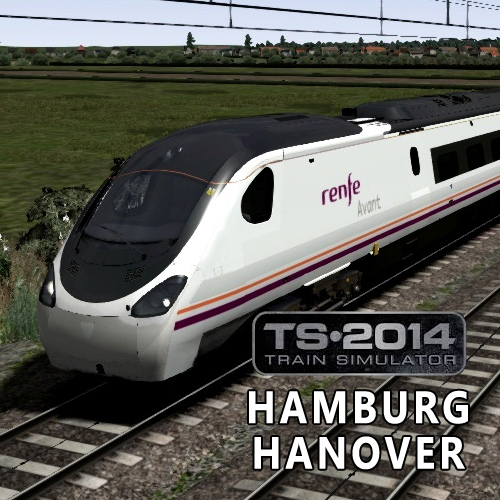 Acheter Train Simulator Hamburg Hanover Cle Cd Comparateur Prix