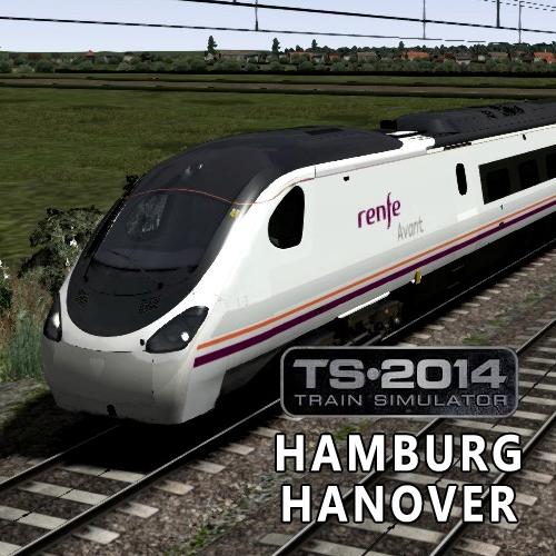 Train Simulator Hamburg Hanover