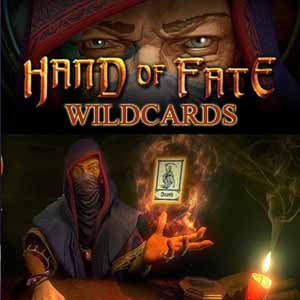 Acheter Hand of Fate Wildcards Clé Cd Comparateur Prix