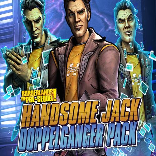 Acheter Handsome Jack Doppelganger Pack Clé Cd Comparateur Prix