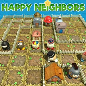 Acheter Happy Neighbors Clé Cd Comparateur Prix