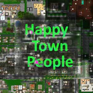 Acheter Happy Town People Clé Cd Comparateur Prix