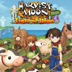 Acheter Harvest Moon Light of Hope Nintendo 3DS Comparateur Prix