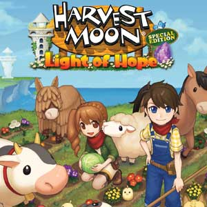 Acheter Harvest Moon Light Of Hope PS4 Comparateur Prix