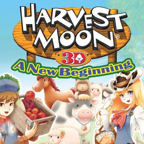 Acheter Harvest Moon Nintendo 3DS Download Code Comparateur Prix