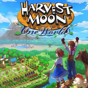 Acheter Harvest Moon One World Nintendo Switch comparateur prix