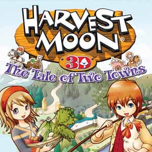 Acheter Harvest Moon The Tale of Two Towns Nintendo 3DS Download Code Comparateur Prix