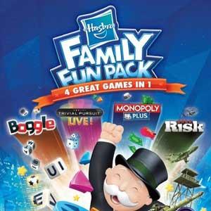 Acheter Hasbro Family Fun Pack Xbox One Code Comparateur Prix