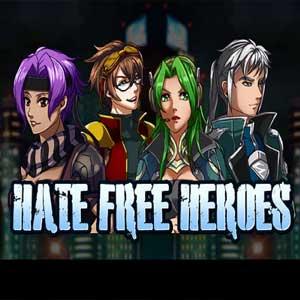 Hate Free Heroes RPG