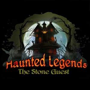 Haunted Legends Le Visiteur de Pierre