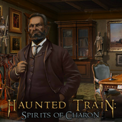 Haunted Train Les Ames de Charon