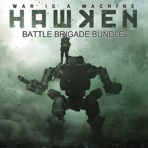 Hawken Battle Brigade