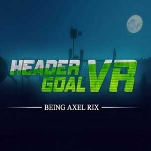 Header Goal VR Being Axel Rix