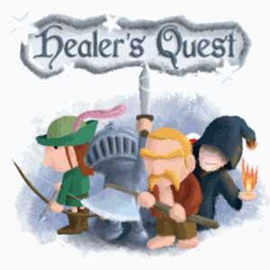 Acheter Healers Quest Clé CD Comparateur Prix
